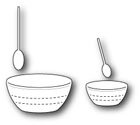 **SALE* Poppystamps - Baking Spoons and Bowls