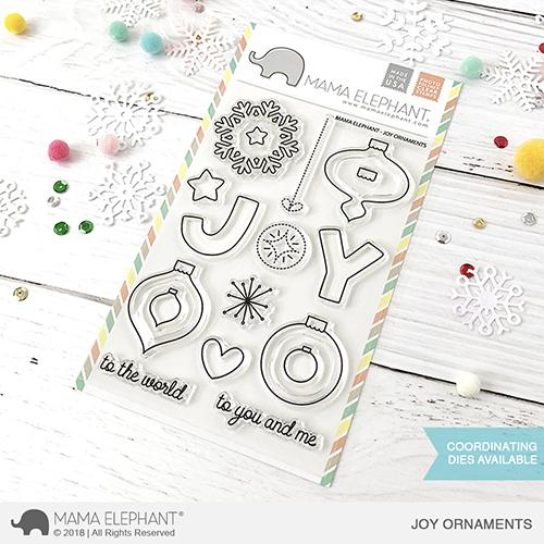 *NEW* - Mama Elephant - JOY ORNAMENTS