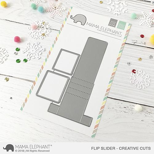 *NEW* - Mama Elephant - Flip Slider - Creative Cuts