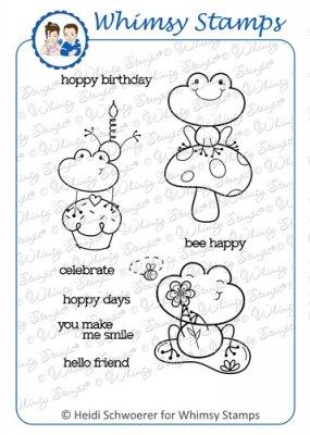 2 Cute Ink - Sweet Froggies