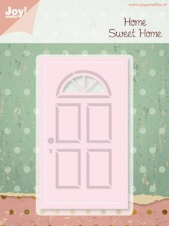 *NEW* Joy! Crafts Cutting & Embossing Stencil - Door