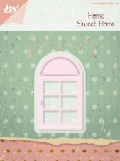 *NEW* Joy! Crafts Cutting & Embossing Stencil - Window 1
