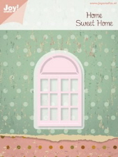 *NEW* Joy! Crafts Cutting & Embossing Stencil - Window 2