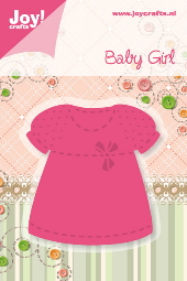 Joy! Crafts - Baby Girl Dress