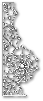 Memory Box - Spider Web Border