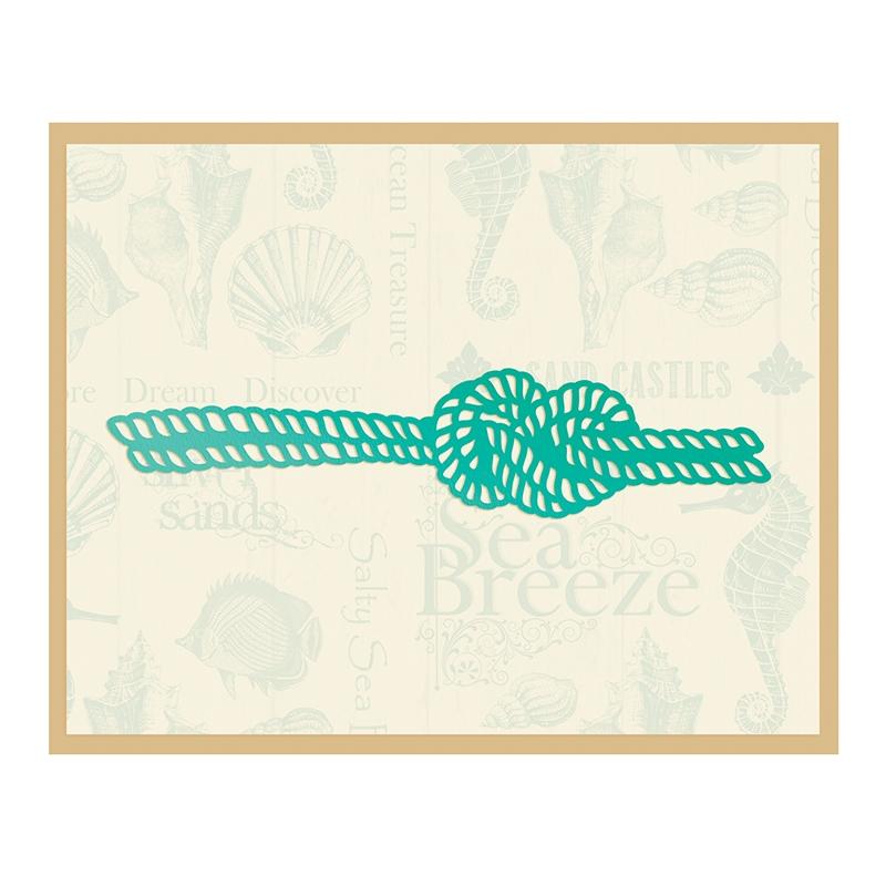 Couture Creations - Figure 8 Knot Intricutz Cutting Dies#