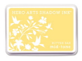 Hero Arts Shadow Ink - Butter Bar Mid Tone