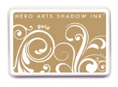 Hero Arts Shadow Ink - Gold