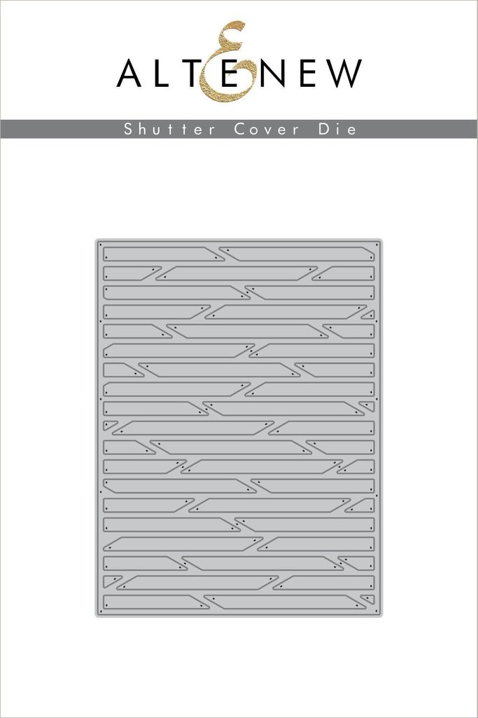 Altenew - Shutter Cover Die