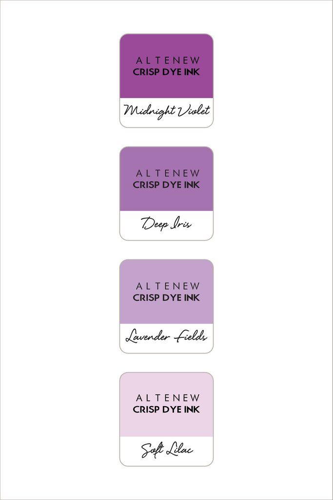 AlteNew - Shades of Purple Mini Cube Set