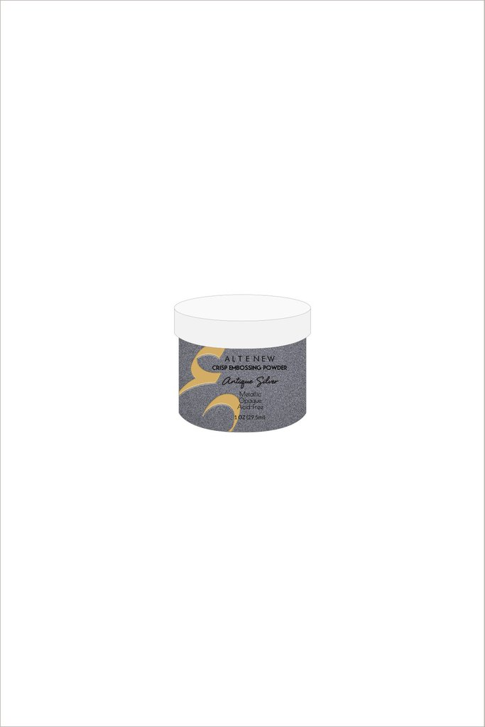 Altenew - Antique Silver Crisp Embossing Powder