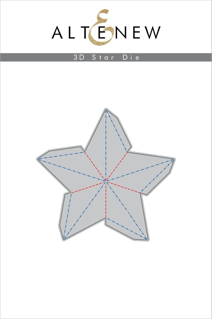 Altenew - 3D Star Die