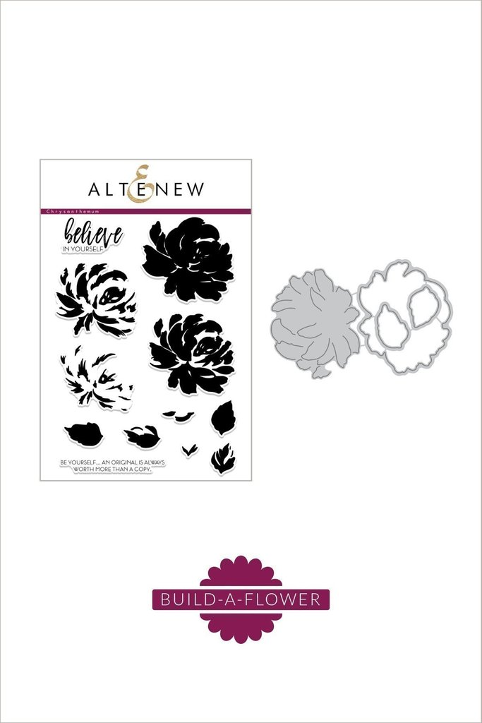 Altenew - Build-A-Flower: Chrysanthemum