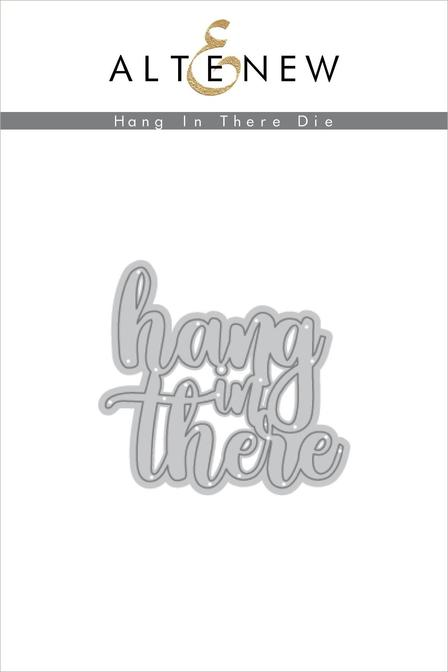 *NEW* - Altenew - Hang In There Die