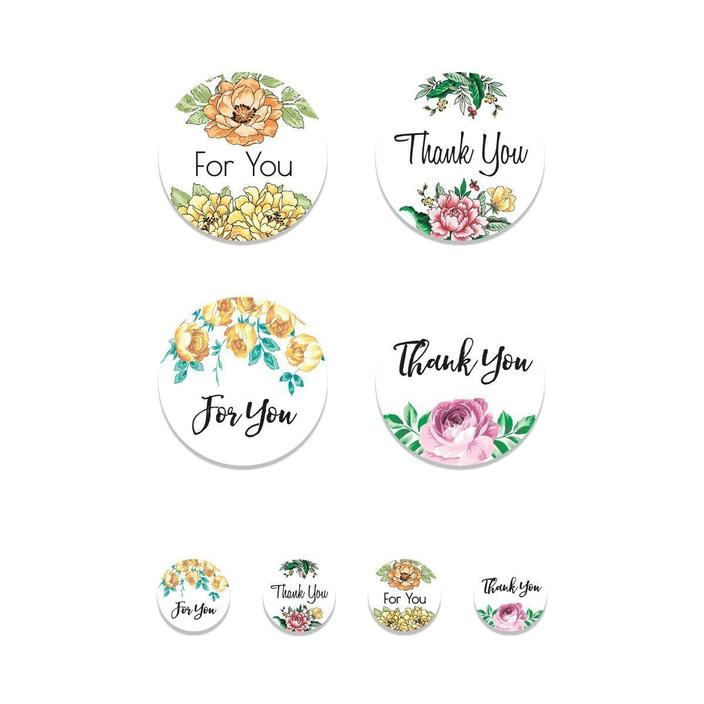 *NEW* - Altenew - Floral Favor Stickers