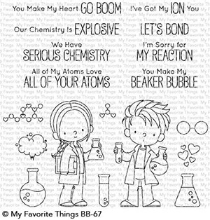 *NEW* - My Favorite Things - BB Cute Chemists