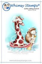 Whimsy Stamps - You Float My Boat - Crissy Armstrong Collection