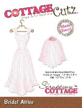 CottageCutz - Bridal Attire