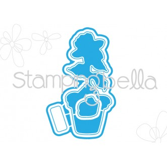 *SALE* Stamping Bella - Budding Chick Cut it out die
