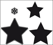 Marianne Design Craftables - Stars