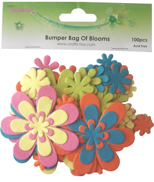 Bumper Bag of Blooms - Bright