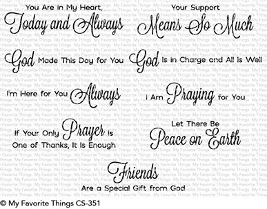 * NEW* - My Favorite Things - Beautiful Blessings