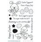 Your Next Stamp- Sprinkles - Happy Easter