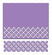 Impression Obsession - Fancy Cutout Border