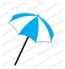 Impression Obsession - Beach Umbrella