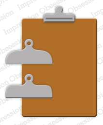 Impression Obsession - Clipboard