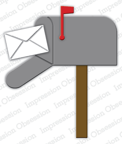 *NEW* - Impression Obsession - Mailbox