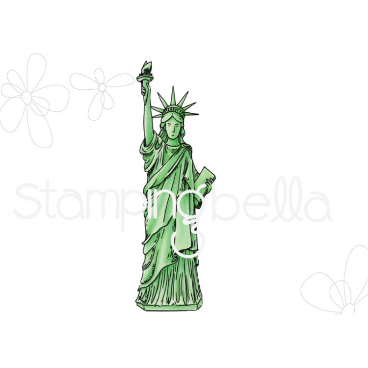 *PRE-ORDER - Stamping Bella - Rosie and bernie's Statue of Liberty