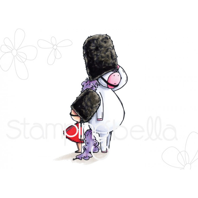 *PRE-ORDER - Stamping Bella - Rosie and Bernie in London