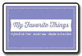 My Favorite Things - Hybrid Ink Pad - Lavender Fields