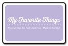 My Favorite Things - Premium Ink Pad - Periwinkle