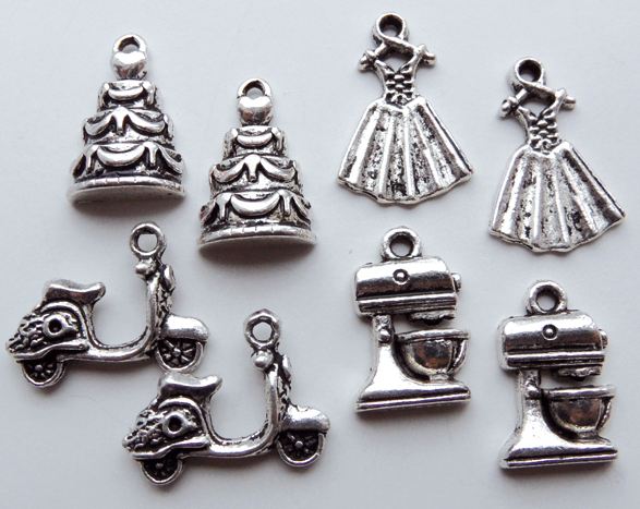 Marianne Design Charms - Happy Days