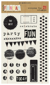 Kraft Funday - Everyday Fun Stamps