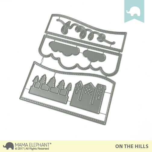 *OFFER OF THE WEEK* - Mama Elephant - On The Hills - Creative Cuts (16/2/19)