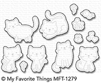 *NEW* - My Favorite Things - Die-namics Love You Furever