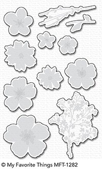 *NEW* - My Favorite Things - Die-namics Pressed Flowers
