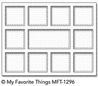 #My Favorite Things - Die-namics Horizontal Collage Cover-Up