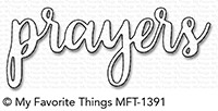 *NEW* - My Favorite Things - Die-namics Prayers