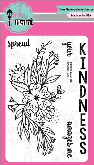 *NEW* - Pink and Main - Kindness Floral