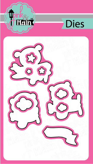 *NEW* - Pink and Main - Plane Sweet Dies