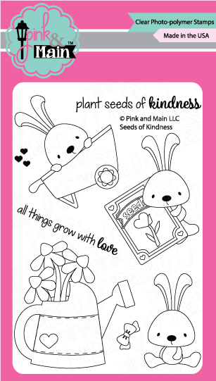 *NEW* - Pink and Main - Seeds of Kindness