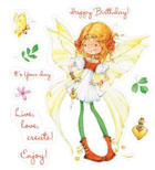 Fairy Birthday