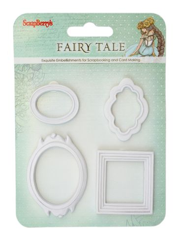 Scrapberry's Polymer - Fairy Tale.