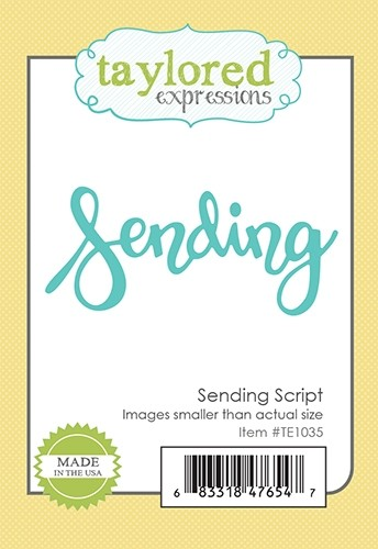 Taylored Expression - Sending Script
