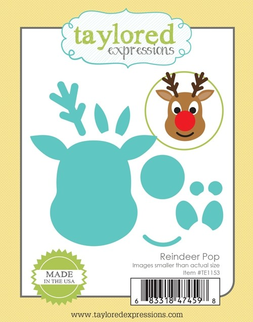 Taylored Expressions - Reindeer Pop