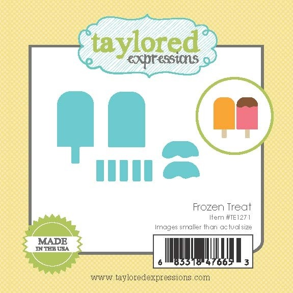 *NEW* - Taylored Expression - Little Bits - Frozen Treat